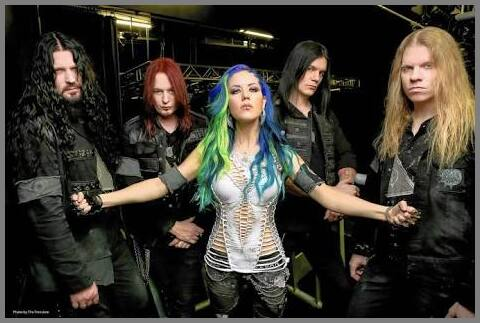 Download mp3 Arch Enemy full album