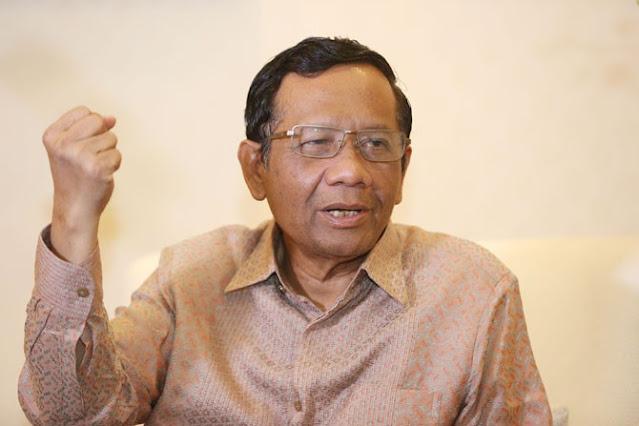 Mahfud: KKSB Buat Narasi Sesat Soal Tewasnya Pendeta di Intan Jaya