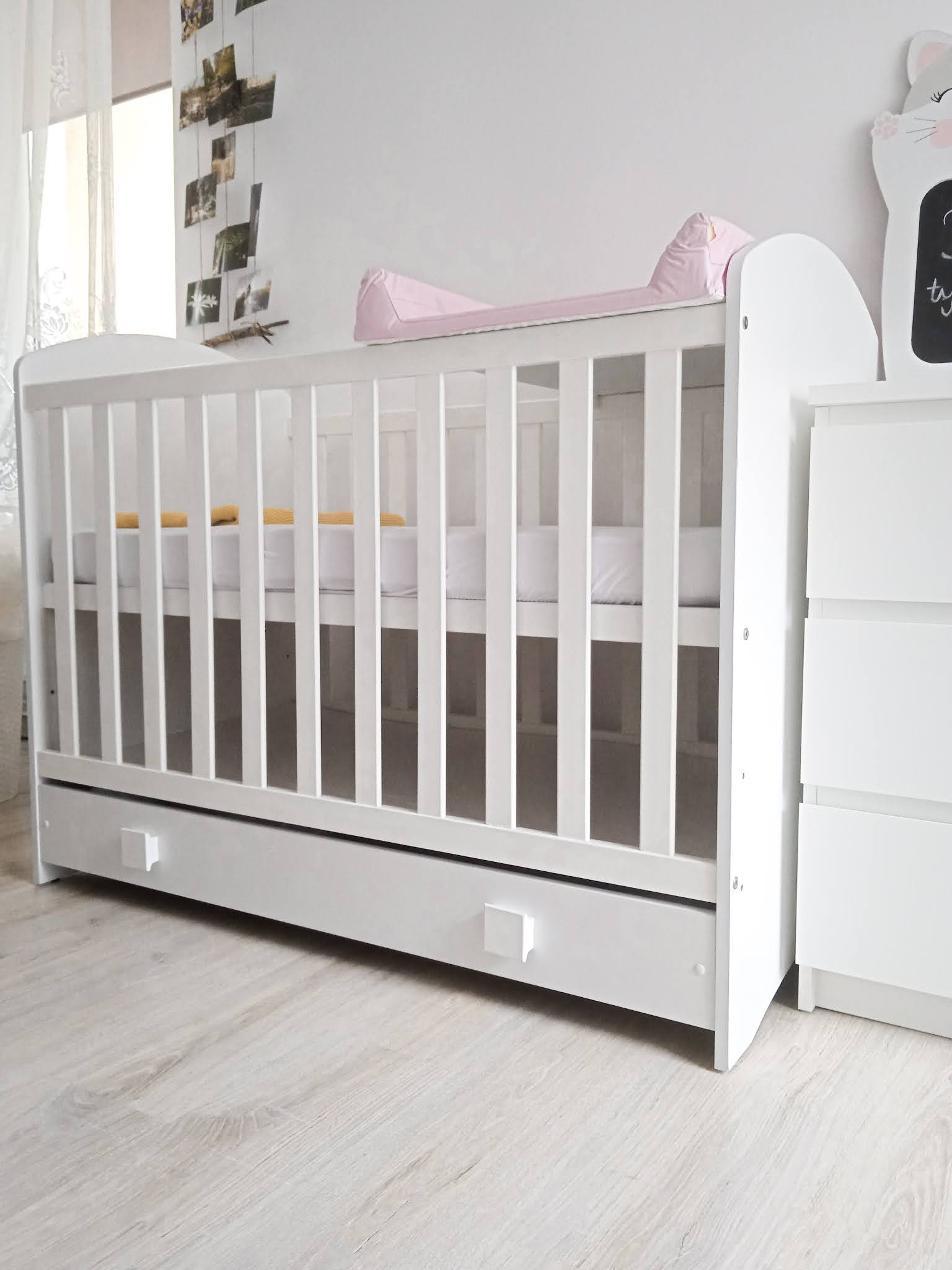 tanie i dobre łóżecko dla noworodka