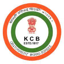 Kirkee Cantonment Board Bharti