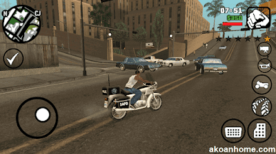 تحميل لعبة جاتا سان اندرس للاندرويد GTA San Andreas APK اخر اصدار