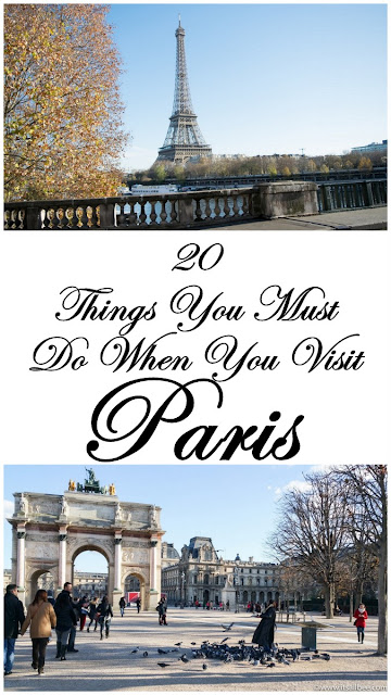 20 Things You Must Do When You Visit Paris - Photo by Bianca - www.itsallbee.com