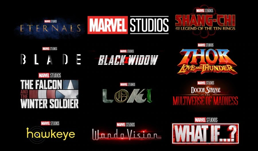 Marvel Phase 4 Slate Revealed | 3 MovieRulz