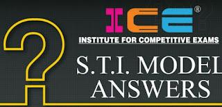 GPSC STI 2020 Study Materials PDF Download By ICE Rajkot