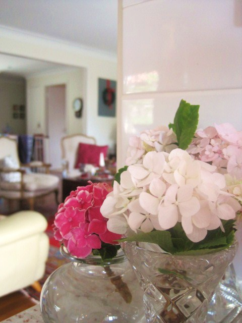 Say G'Day Saturday, Christmas Tablescapes, Natasha in Oz, Christmas, hydrangeas