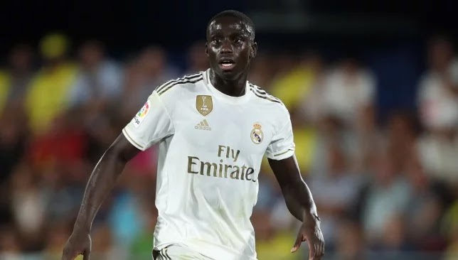 Mendy closes Marcelo's gap in Real Madrid's defence