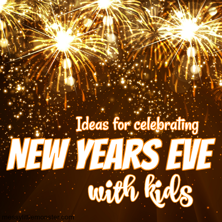 Ideas for Celebrating New Year's Eve at Home with Kids