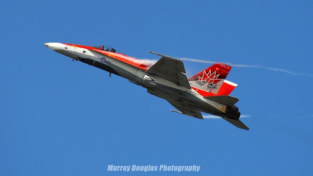 CF-18 Fighter Jet