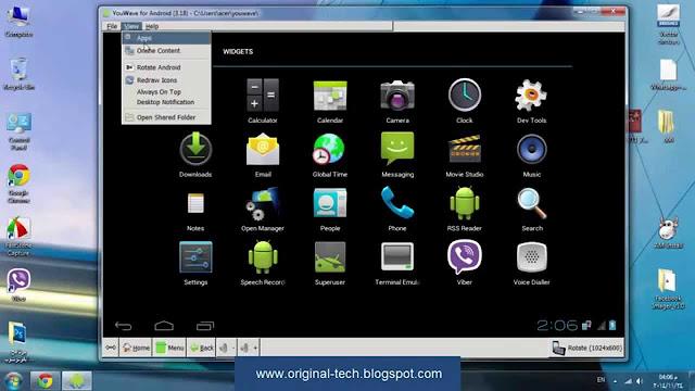 تشغيل تطبيقات أندرويد على ويندوز 10 بدون محاكي - بالخطوات