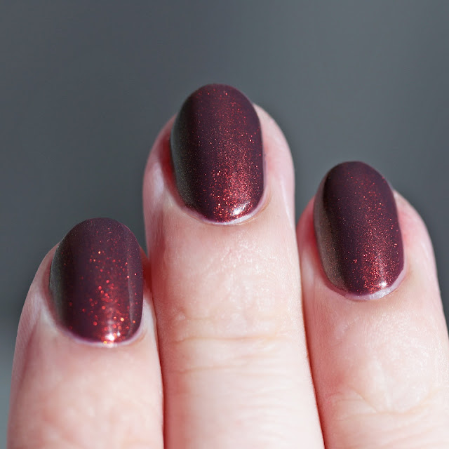 Starlight Polish Plum Fire