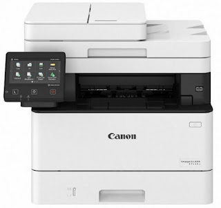 Black in addition to White Multifunction for the savvy trouble organisation Canon imageCLASS MF429x Driver Download, Review, Price