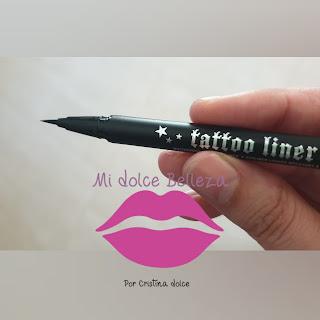 Punta tatoo liner kat von d
