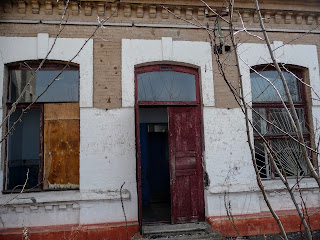 Остановочный пункт Чунишино Краснолиманской дирекции Донецкой железной дороги