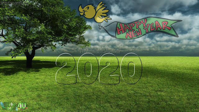 Happy New Year 2020 Best 1080p HD Nature Pictures Download For Desktop/PC