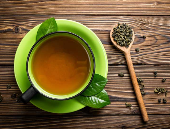 Tăng cường sức khoẻ với các loại trà thảo mộc