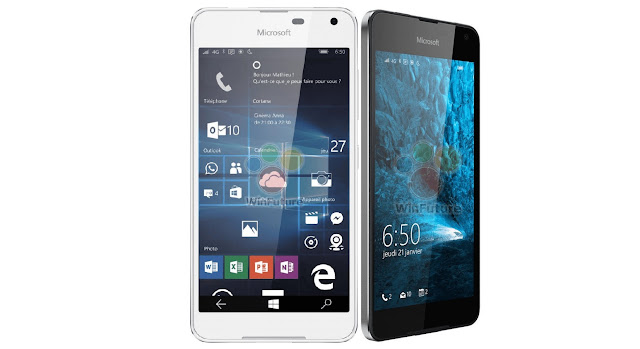 Microsoft Lumia 650 New Press Images Leaked