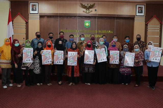 Bakohumas NTB Sapa Awak Media di Sumbawa