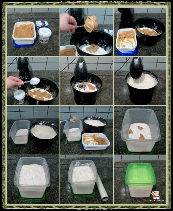 Sorvete de doce de leite 3