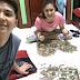 Mag-Nobyo, Viral matapos makaipon ng 1 Million mula sa Inipon nilang Barya