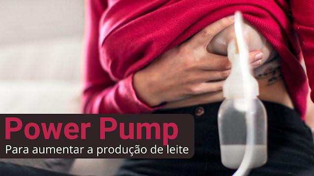 Aumente a produção de leite com o Power Pump!