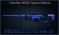 Cheytac M200 Space Deluxe