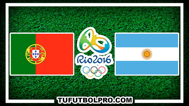 Ver Portugal vs Argentina EN VIVO Por Internet