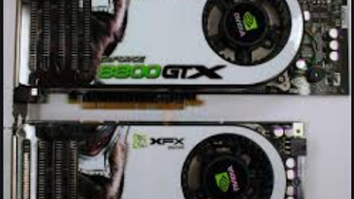 Nvidia Gaphic Card Geforce 8800GTX Review