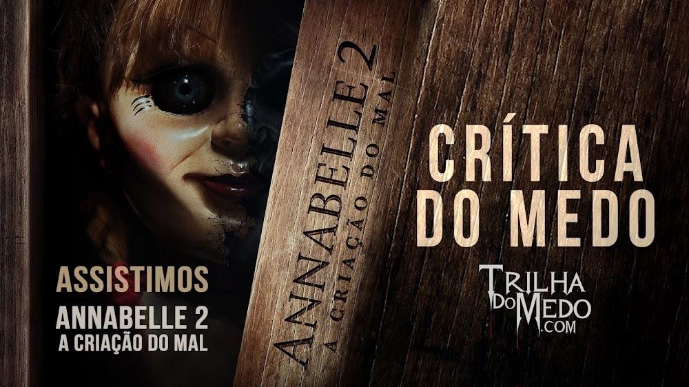 Crítica Annabelle 2