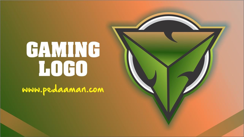 Membuat Logo Gaming di Coreldraw