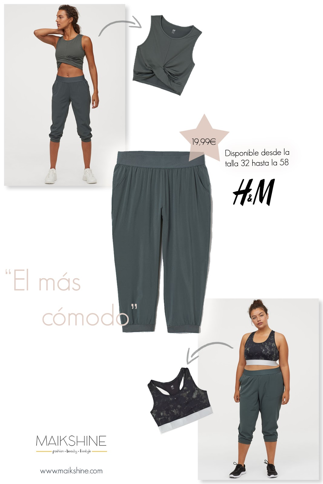 Ideas outfits deporte