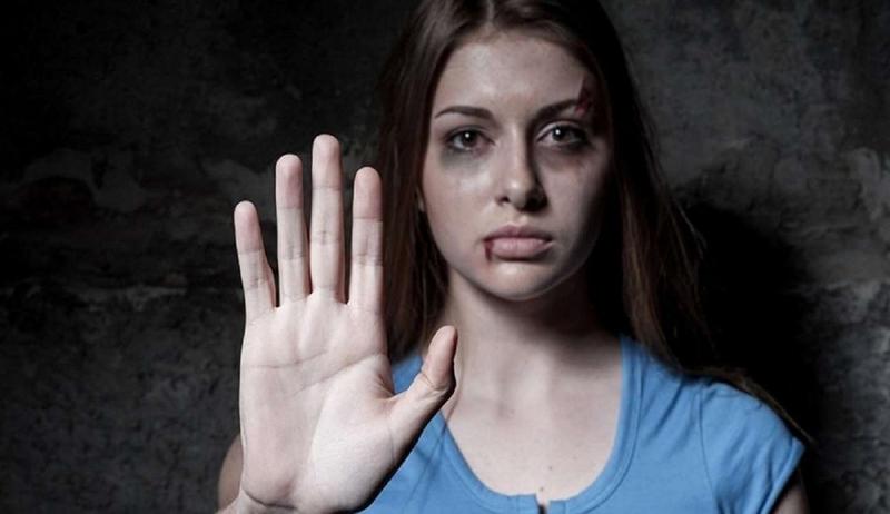 Kadına ve aile içi şiddete karşı