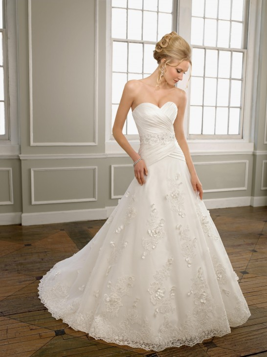 Wedding Dresses For Ger Brides Midway Media