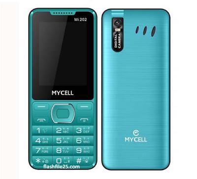 Mycell Mi202 Flash File 6531E Official Firmware