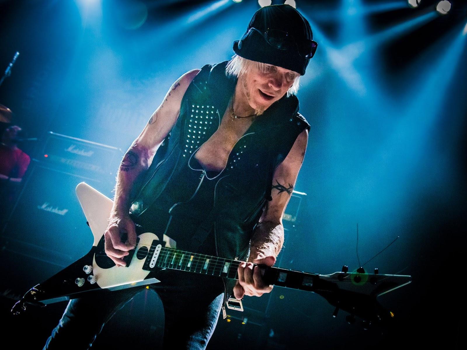 Heavy Rock Bootlegs Michael Schenker Temple Rock2015 04 04