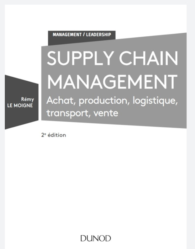 Supply Chain Management livre PDF