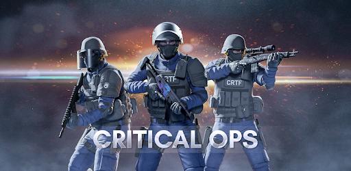 تحميل لعبة كريتيكال اوبس Critical Ops مجانا للاندرويد والايفون