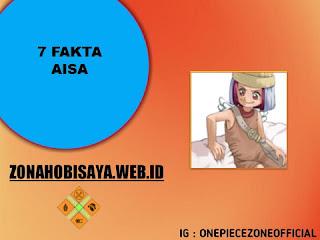 Fakta Aisa One Piece
