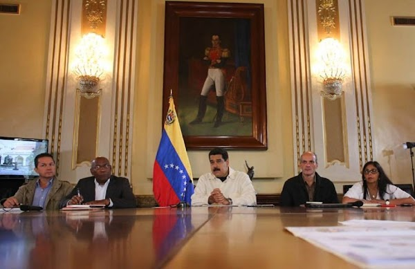 Maduro aumentó salario mínimo integral a Bs. 65.056