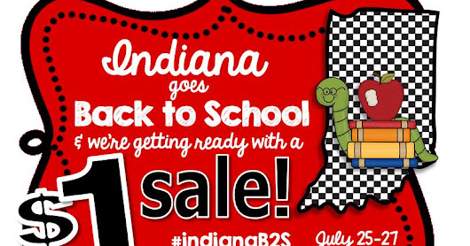 Indiana Bloggers DOLLAR SALE 2016