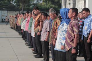 Walikota Cirebon Ajak Masyarakat Untuk Dapat Meluangkan Waktu  Untuk Berkumpul Dengan Keluarga