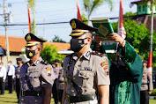 Kompol Gali Atmaja Resmi Jabat Wakapolres Batang