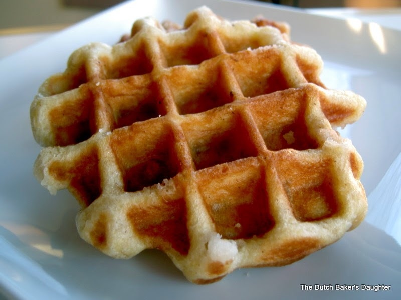 The Dutch Baker S Daughter Liege Waffles