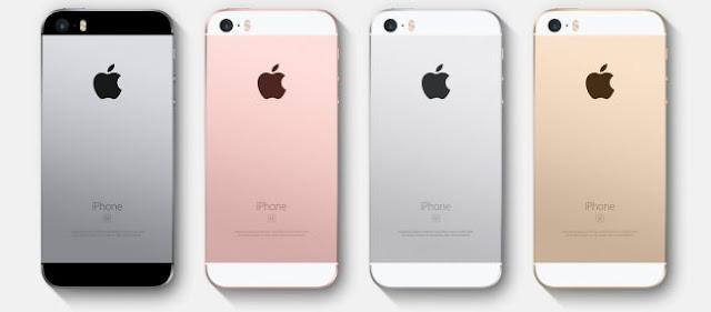 Presentato iPhone SE; si parte da 399$ 3