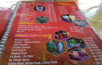 Daftar Harga Muara Kapuas