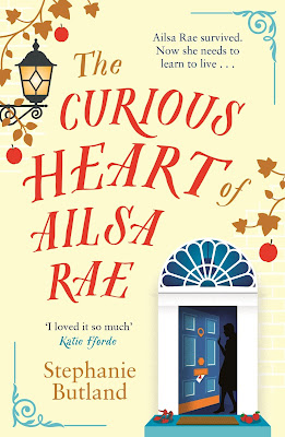 Blog Tour Giveaway | The Curious Heart of Ailsa Rae by Stephanie Butland