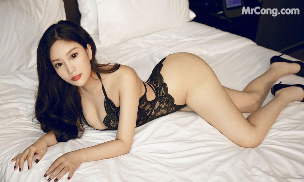 Image UGIRLS-Ai-You-Wu-App-No.1616-Su-Mo-MrCong.com-021 in post UGIRLS – Ai You Wu App No.1616: Su Mo (苏沫) (35 ảnh)