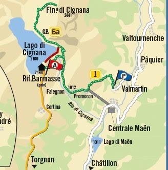 Itinerari 2 giorni - Valle d'Aosta vacanze e trekking