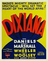 Póster película Dixiana