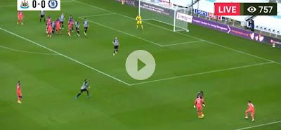 Chelsea vs Newcastle United : Premier League Live Stream