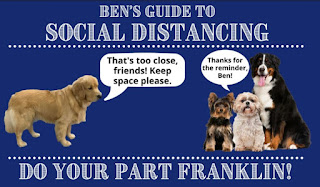 Ben's Guide to social distancing